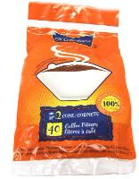 A991 : Filtre Cafe Cone No 2