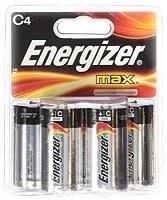 AENC4-P : Batterie C(4)    12 /cs