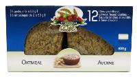 CB25 : Biscuit Avoine