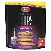 CB5263 : Bisc. Chips Gâteau D'anniversaire