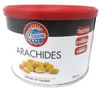 CG5040 : Arachides Bl.salées (tin)