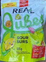 CG556 : R. Jubes Gummies (sures) Rouge -vert