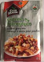 CH5421 : Mel. Sauce Poutine Bio