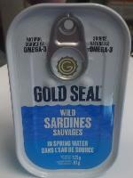 CP025 : Sardines Dans L'eau