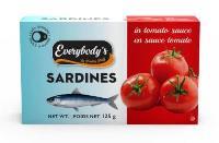 CP038 : Sardines Sauce Tomate