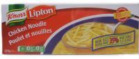 CS204 : Poulet-nouille Pack ( 5 Bte X 4 Env+1 Bte X 2 Env)