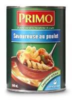 CS86 : Soupe Savoureuse Au Poulet