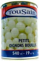 M10 : Petits Oignons Bouillis