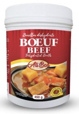 S10 : Si-bon S10 : Conserves et bocaux - Soupes - Base De Boeuf SI-BON, BASE DE BOEUF, 12X450g
